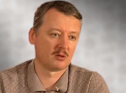 Беглокомандующий ДНР Игорь Стрелков работает рупором украинской пропаганды
